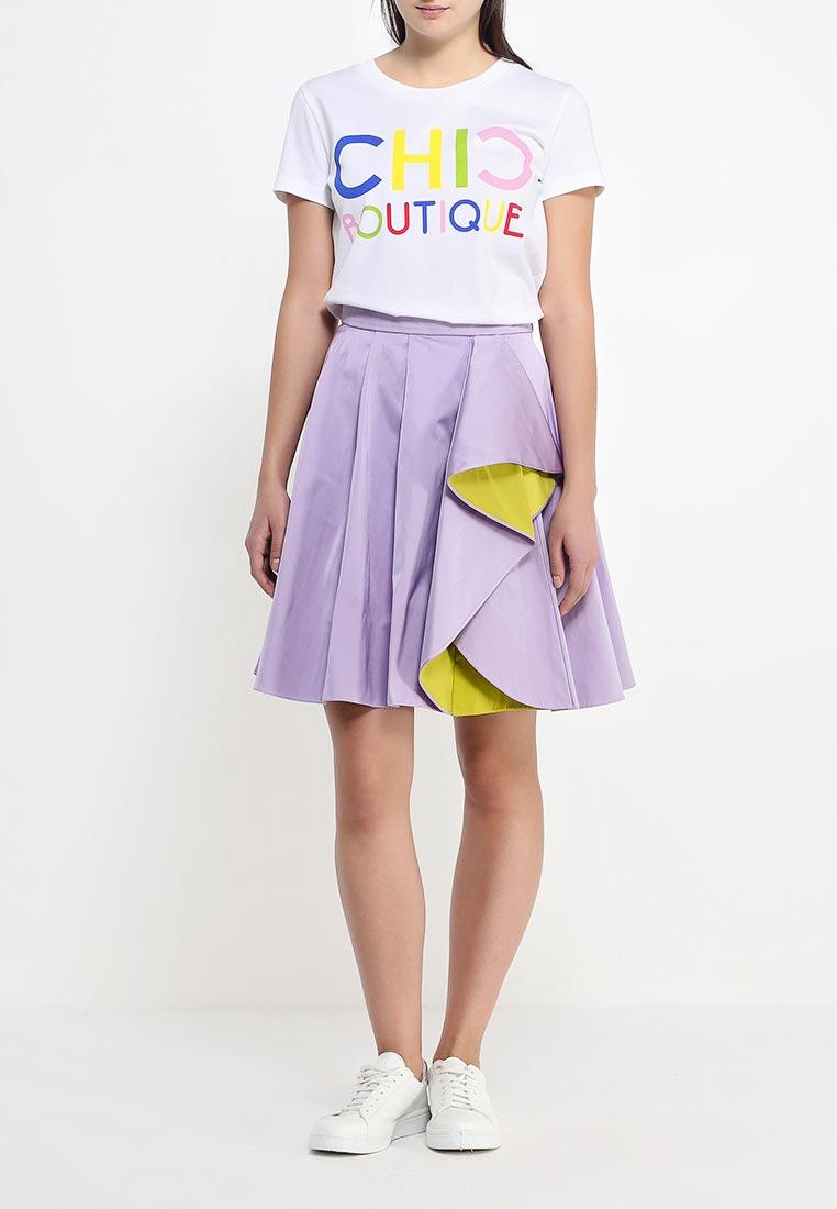 Мини-юбка Boutique Moschino A01211131: изображение 2