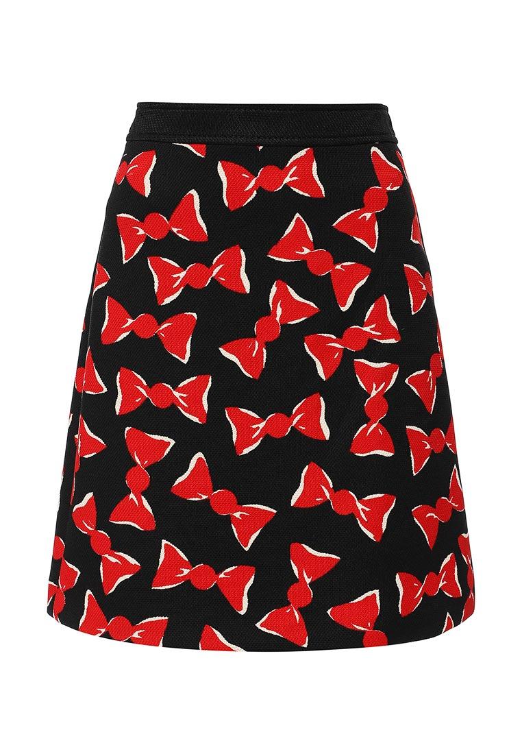 Миди-юбка Boutique Moschino A01181151: изображение 1