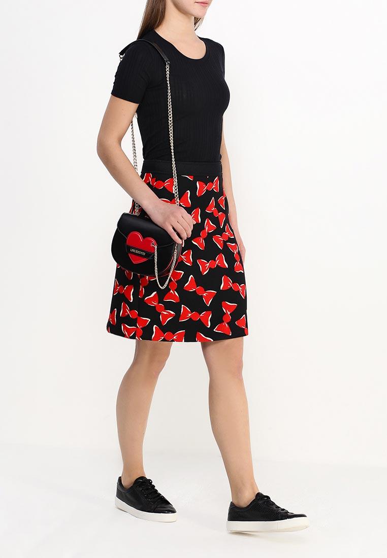 Миди-юбка Boutique Moschino A01181151: изображение 2