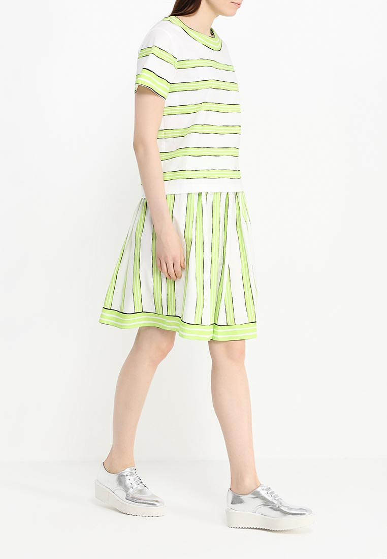 Широкая юбка Boutique Moschino A0117849: изображение 2