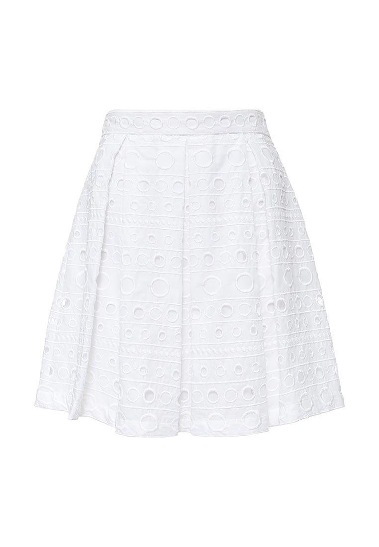 Широкая юбка Boutique Moschino A0106829