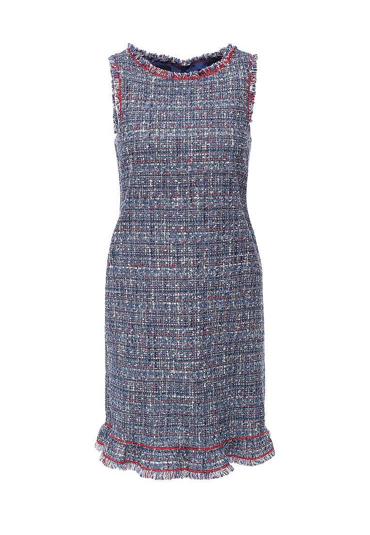 Платье-миди Boutique Moschino A0437815