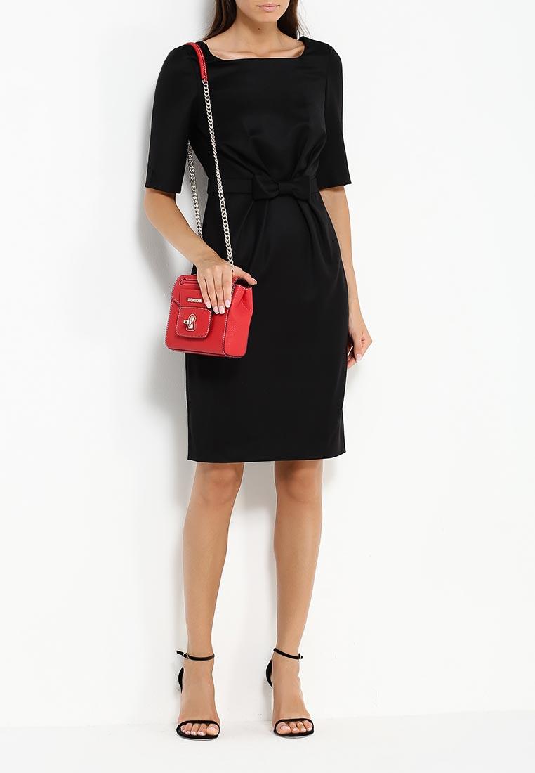 Повседневное платье Boutique Moschino A5407: изображение 6