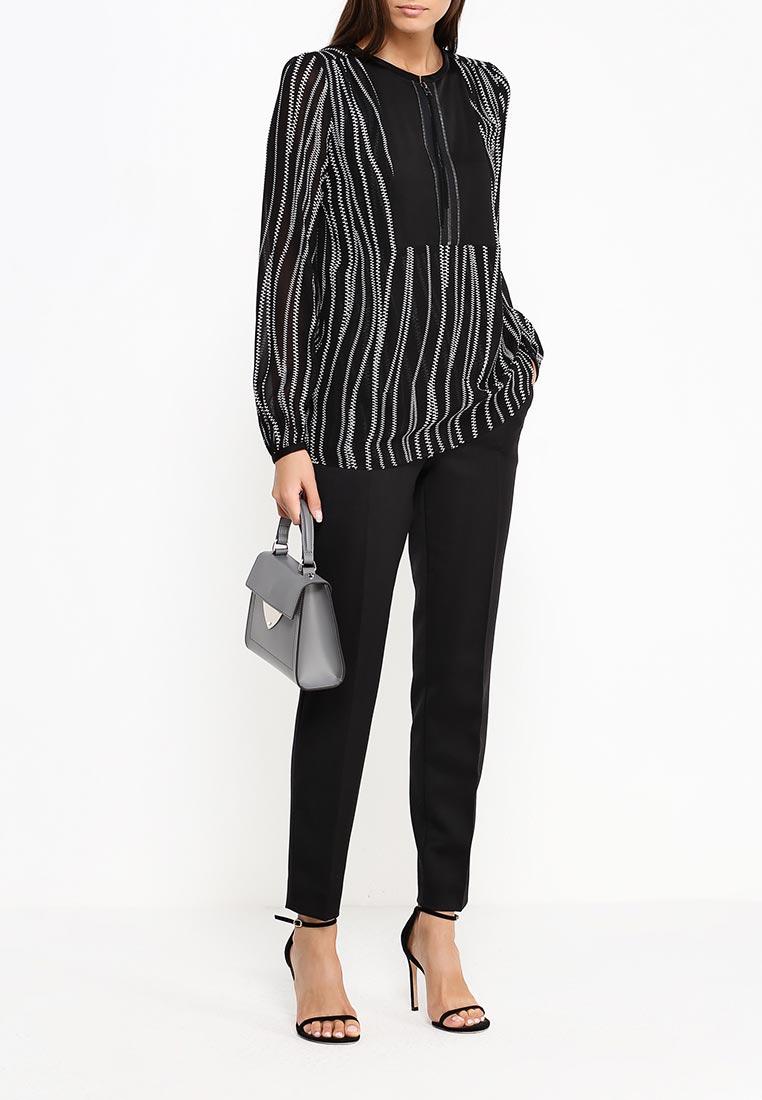 Женские зауженные брюки Boutique Moschino j0311: изображение 6