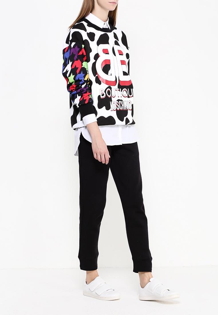 Женские зауженные брюки Boutique Moschino A0317: изображение 10