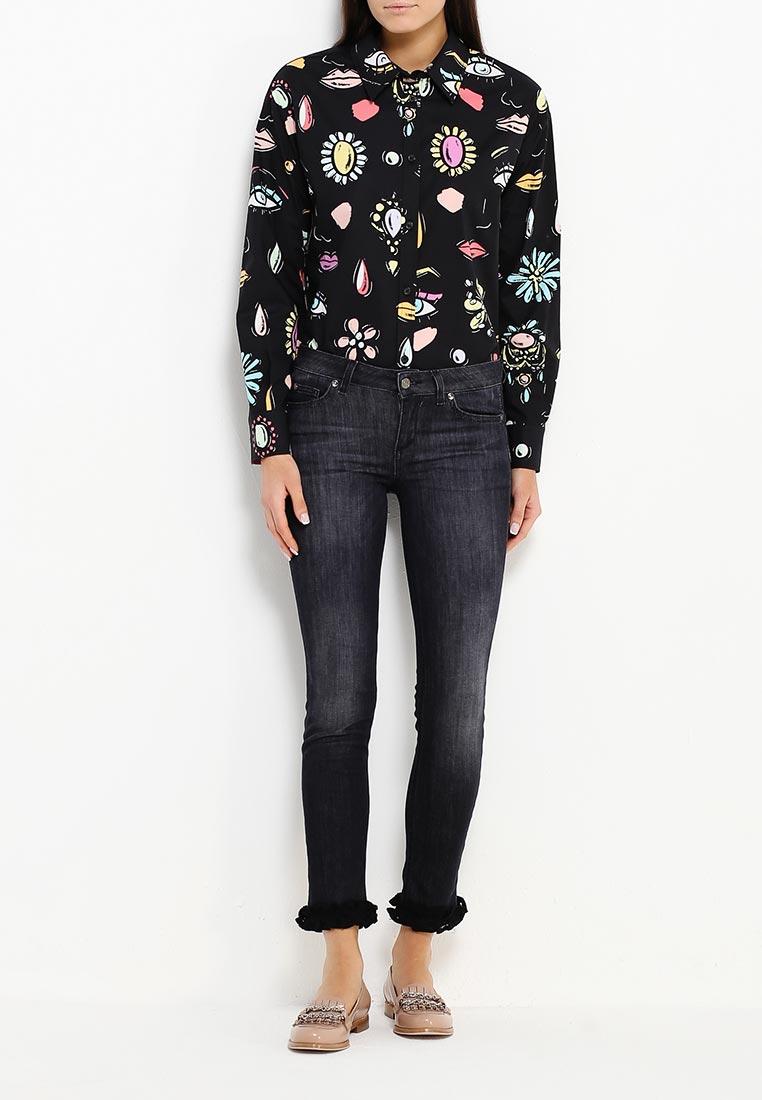 Рубашка Boutique Moschino a0226: изображение 6