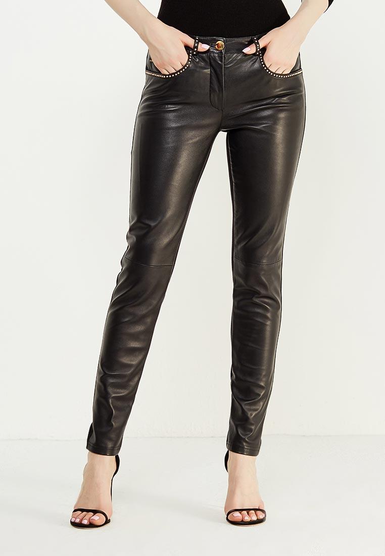 Женские зауженные брюки Boutique Moschino J3705