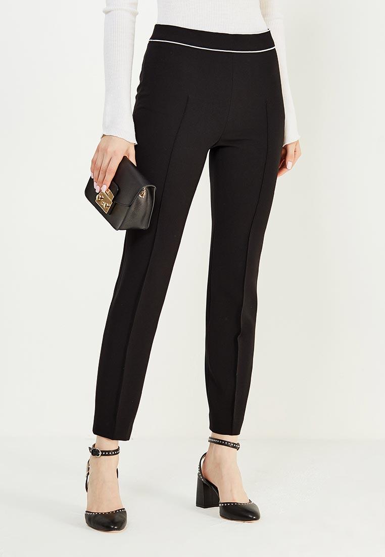 Женские зауженные брюки Boutique Moschino J0308