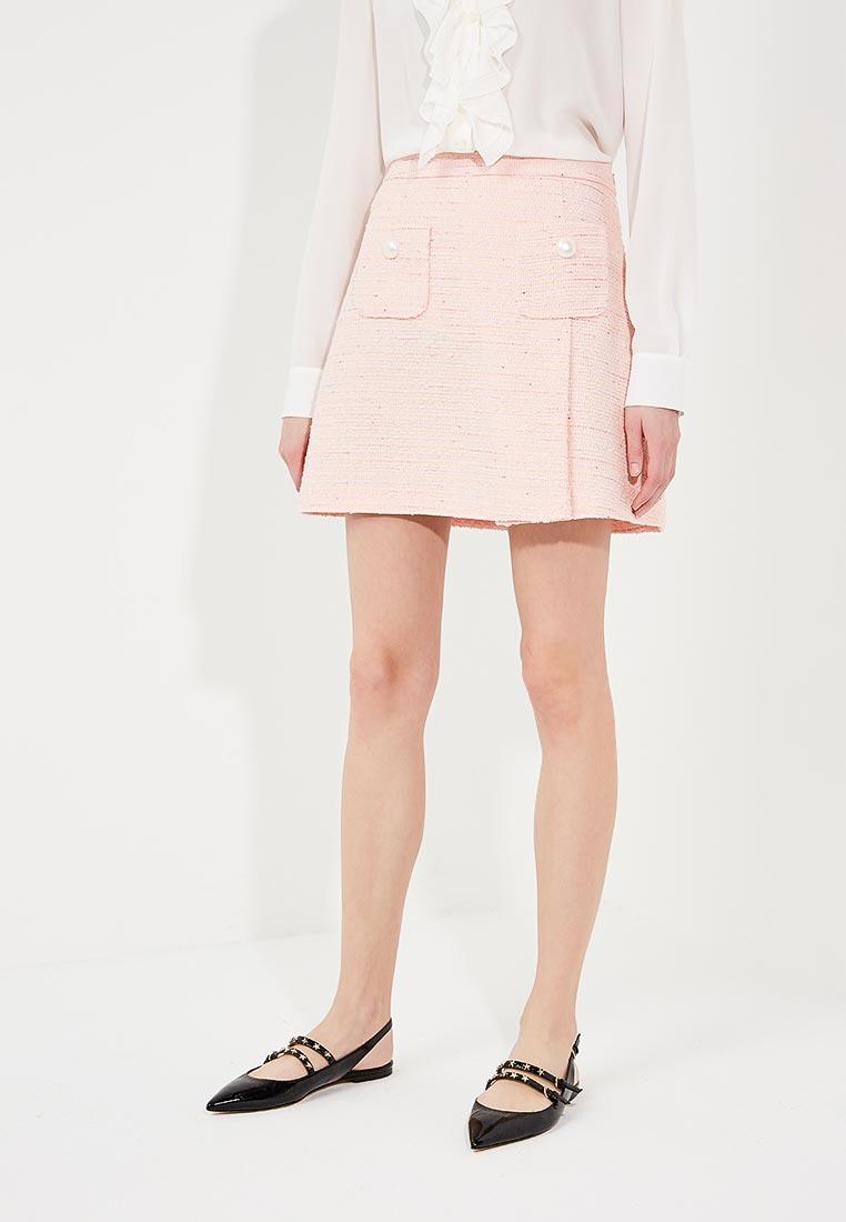 Мини-юбка Boutique Moschino J0105