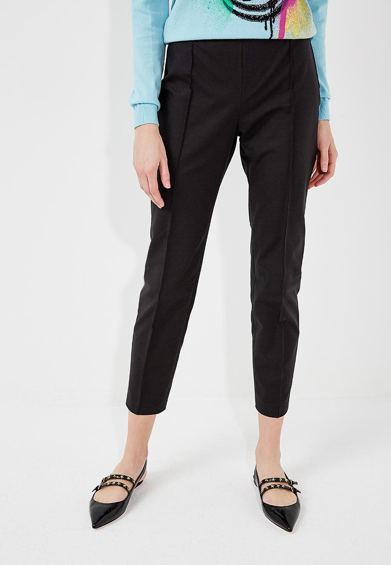 Женские зауженные брюки Boutique Moschino A0313