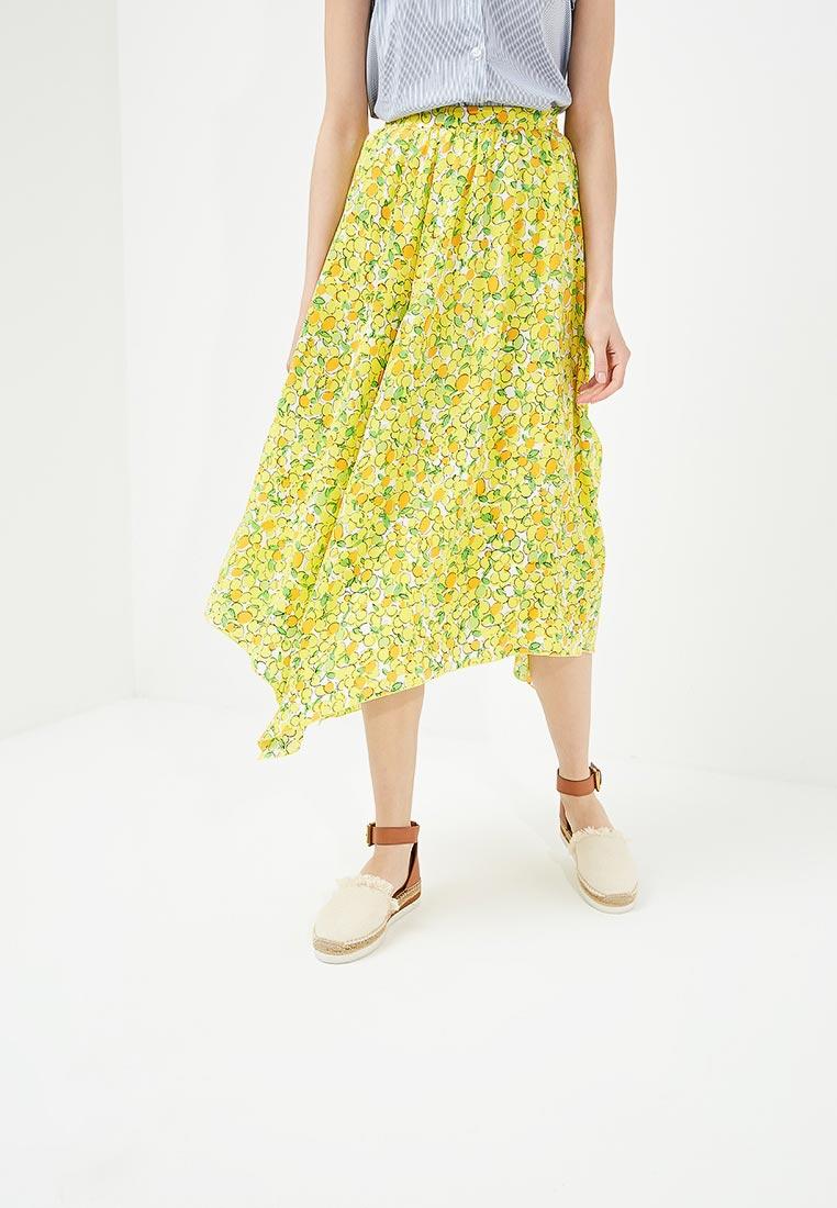 Широкая юбка Boutique Moschino A0113