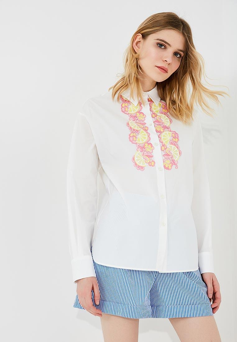 Женские рубашки с длинным рукавом Boutique Moschino A0217