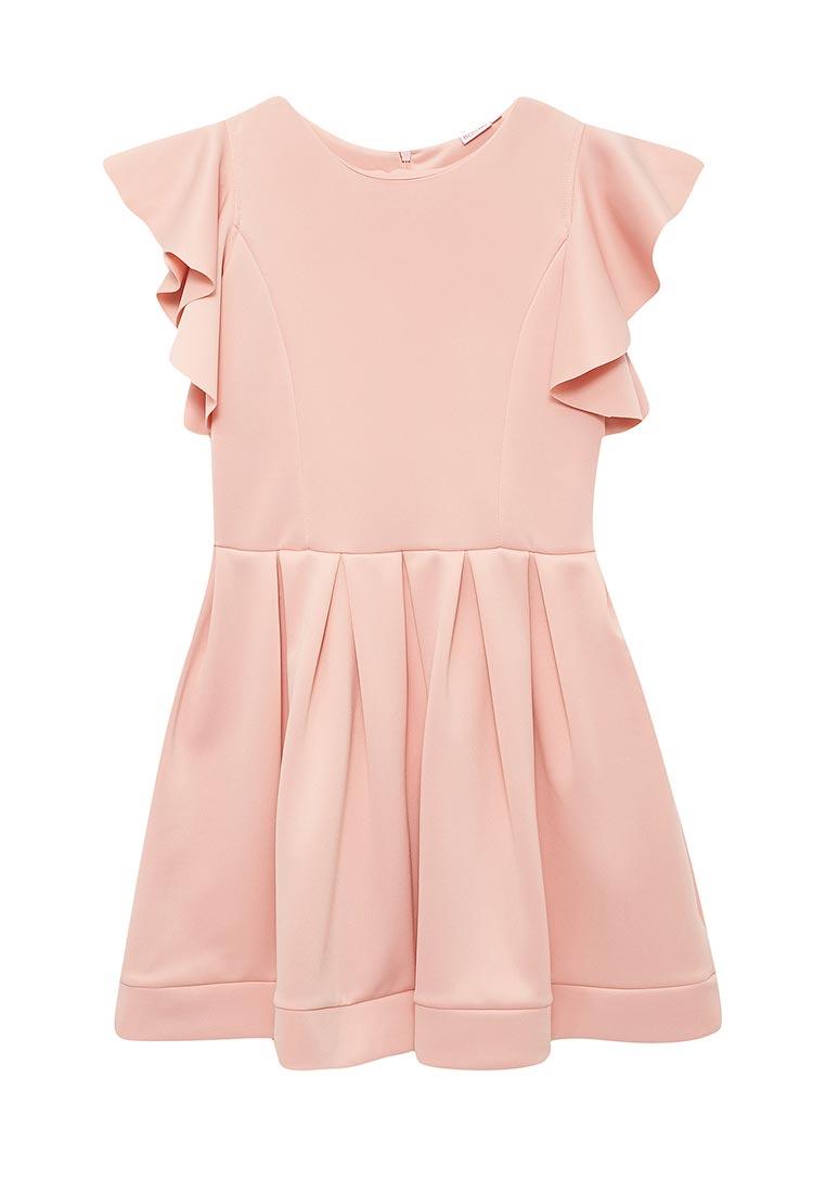 Повседневное платье BOOM 70886_BLG