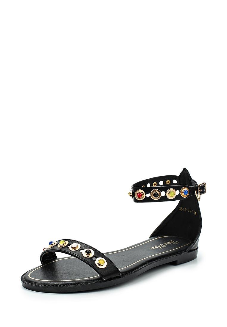 Женские сандалии Bona Mente (Бона Менте) 3612-2A-1