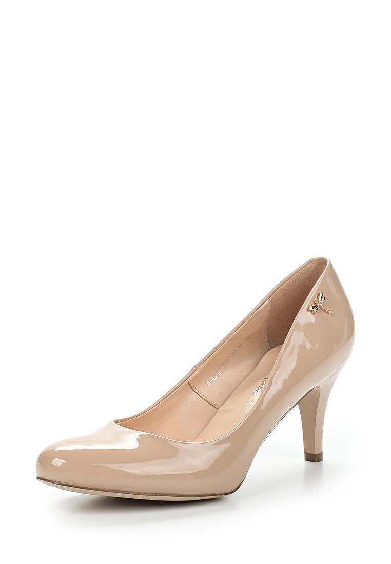 Женские туфли Bona Mente 2-43-G3172XZ-01-PP