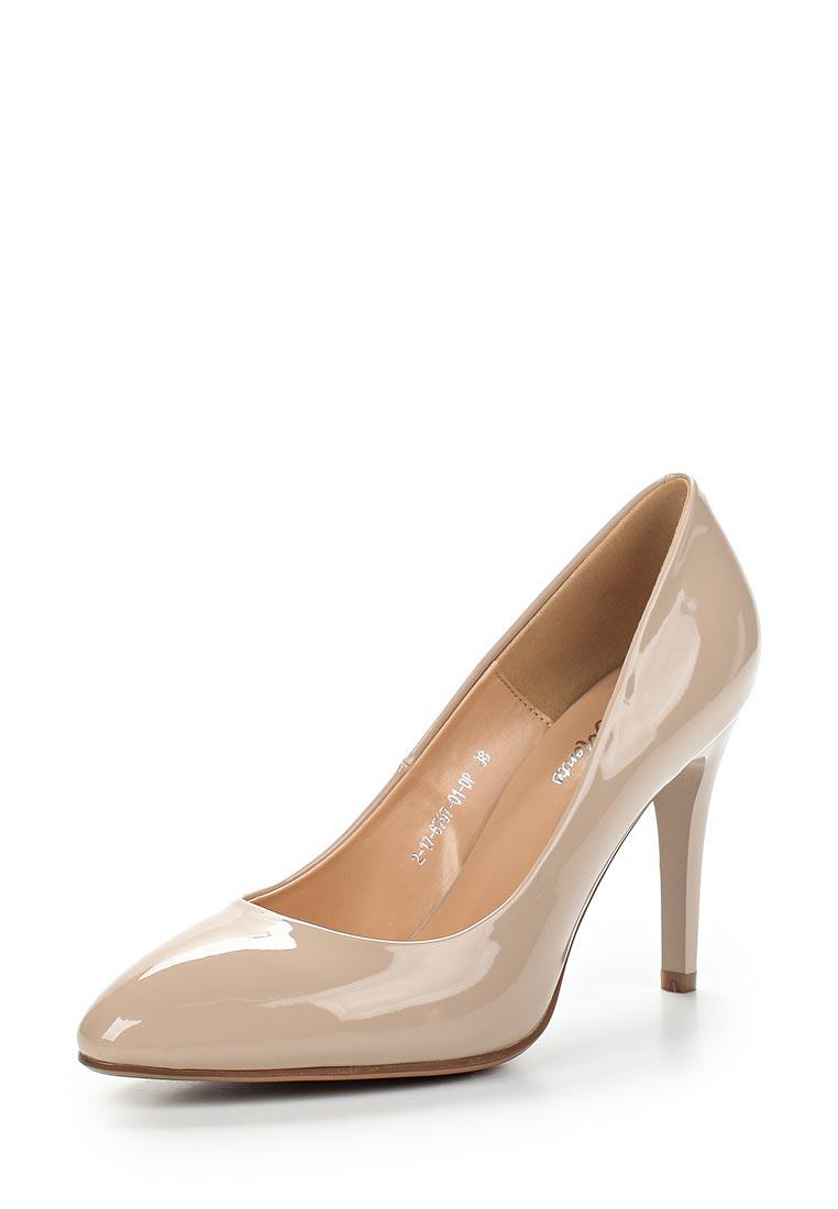 Женские туфли Bona Mente 2-17-6797-01-DP