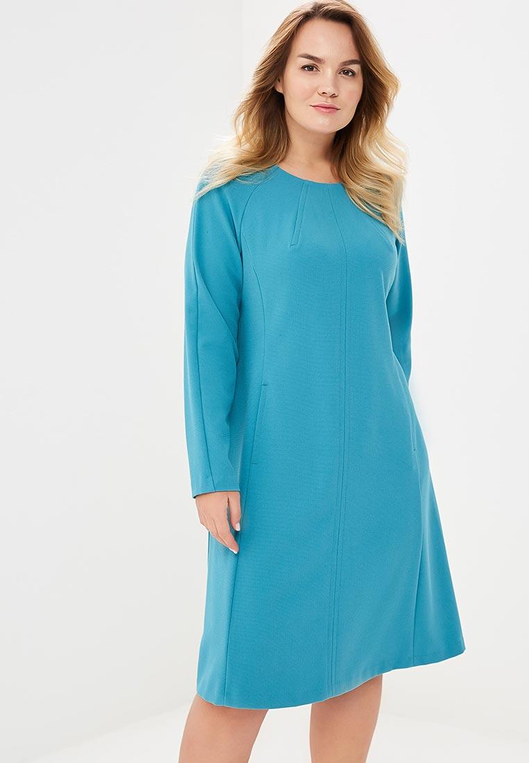Платье-миди Bonne Femme 4903.1.21BF