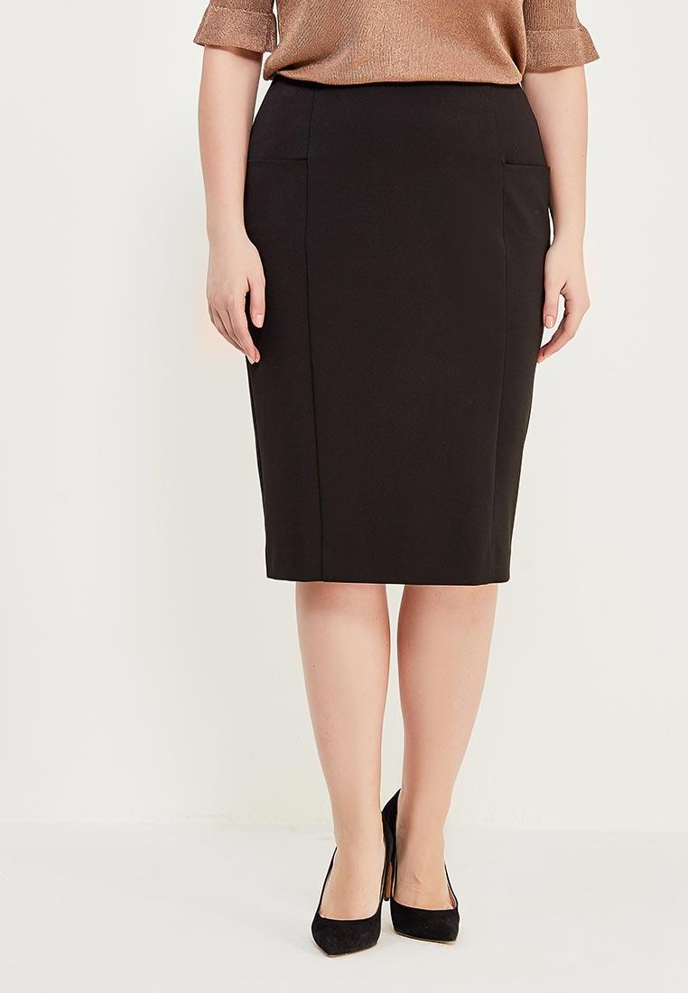 Прямая юбка Bonne Femme 6675.1.3BF