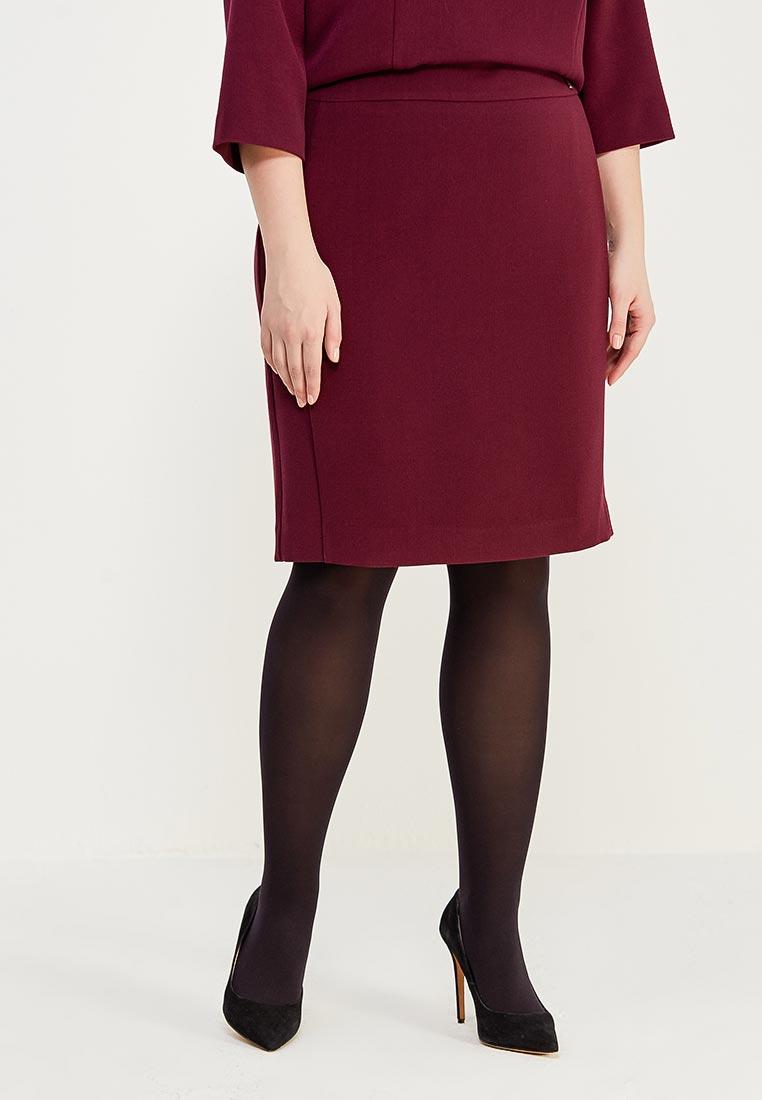 Прямая юбка Bonne Femme 6700.1.26BF