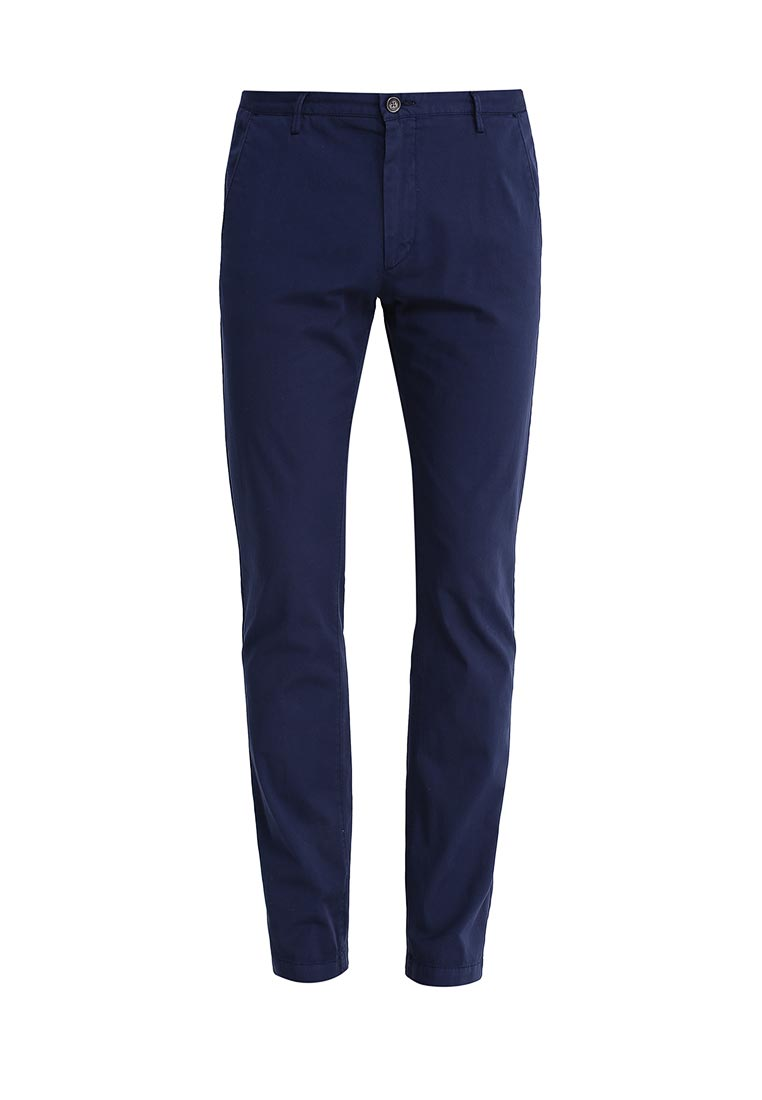 Мужские повседневные брюки Boss 50313742: изображение 1