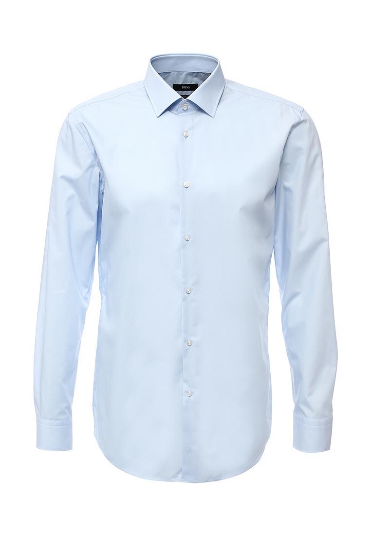 Рубашка с длинным рукавом Boss Hugo Boss 50229376