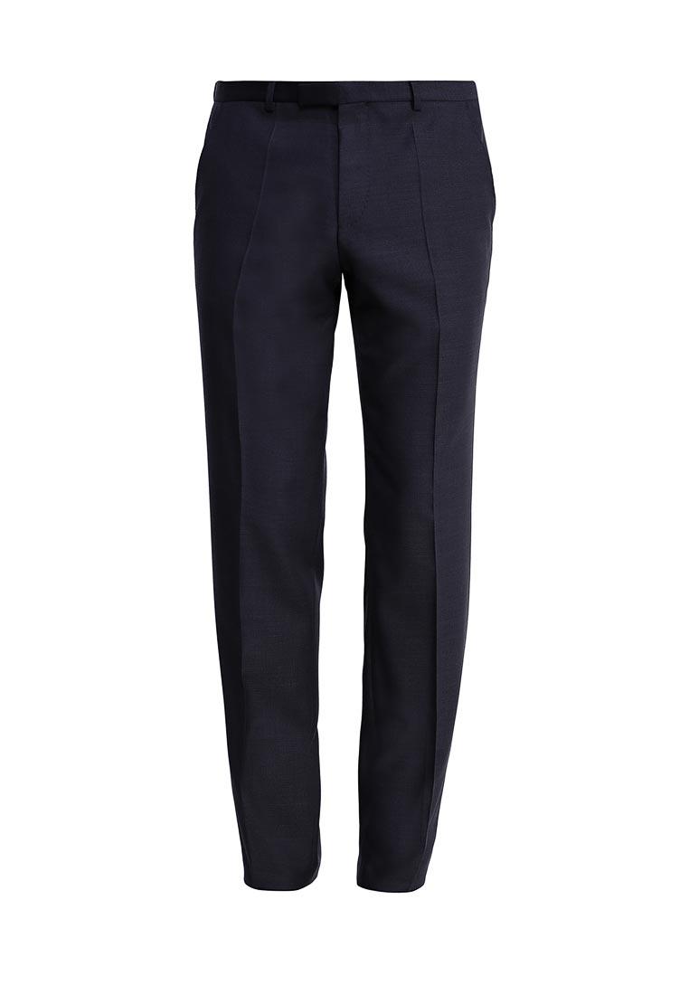 Мужские классические брюки Boss 50320305: изображение 5