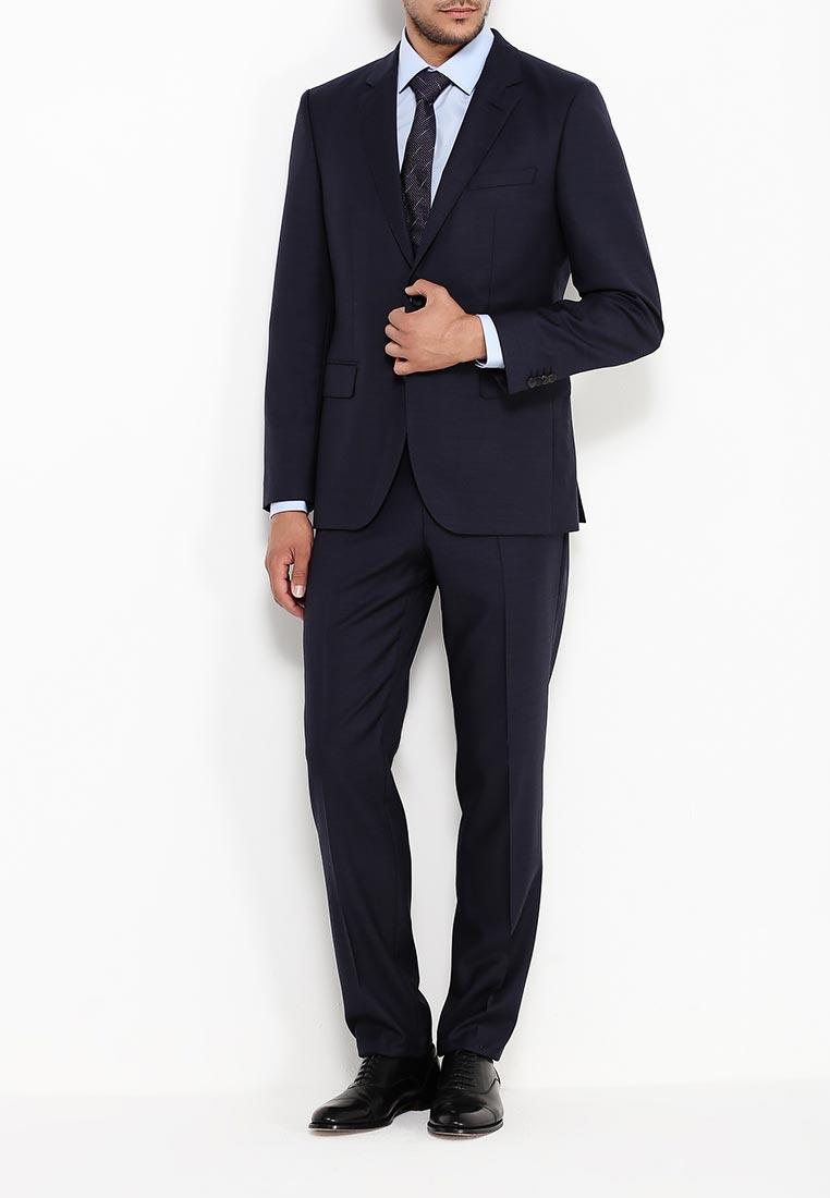 Мужские классические брюки Boss 50320305: изображение 6
