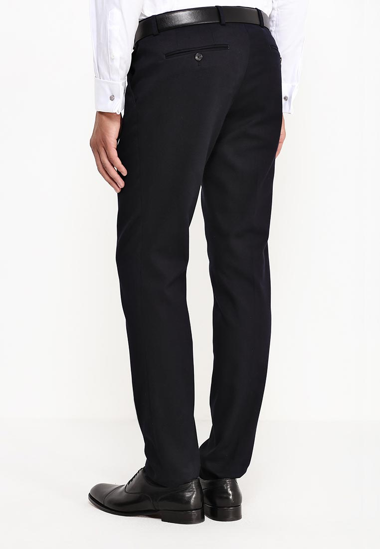 Мужские классические брюки Boss 50323421: изображение 4