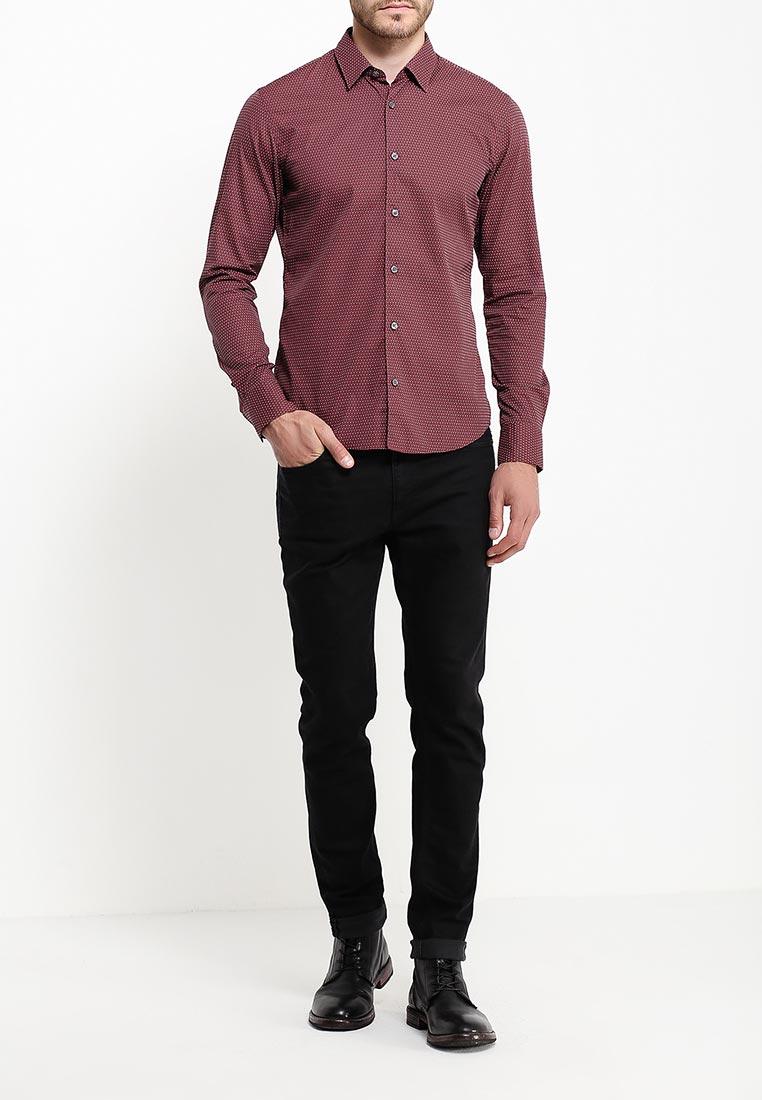 Рубашка с длинным рукавом Boss 50320046: изображение 2