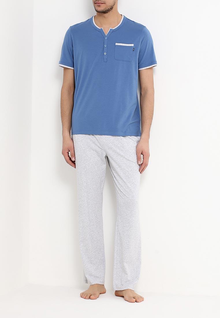 Мужские домашние брюки Boss 50321920: изображение 10