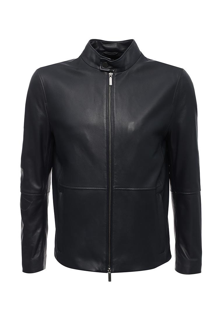 Кожаная куртка Boss 50369109