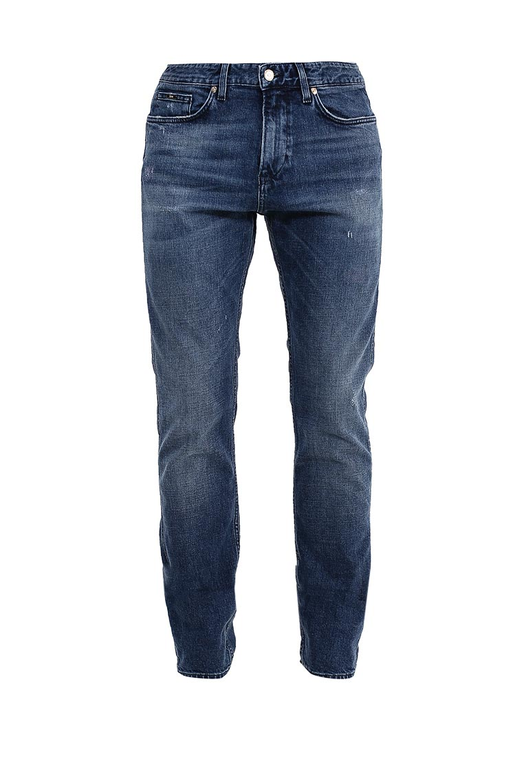 Зауженные джинсы Boss 50369338