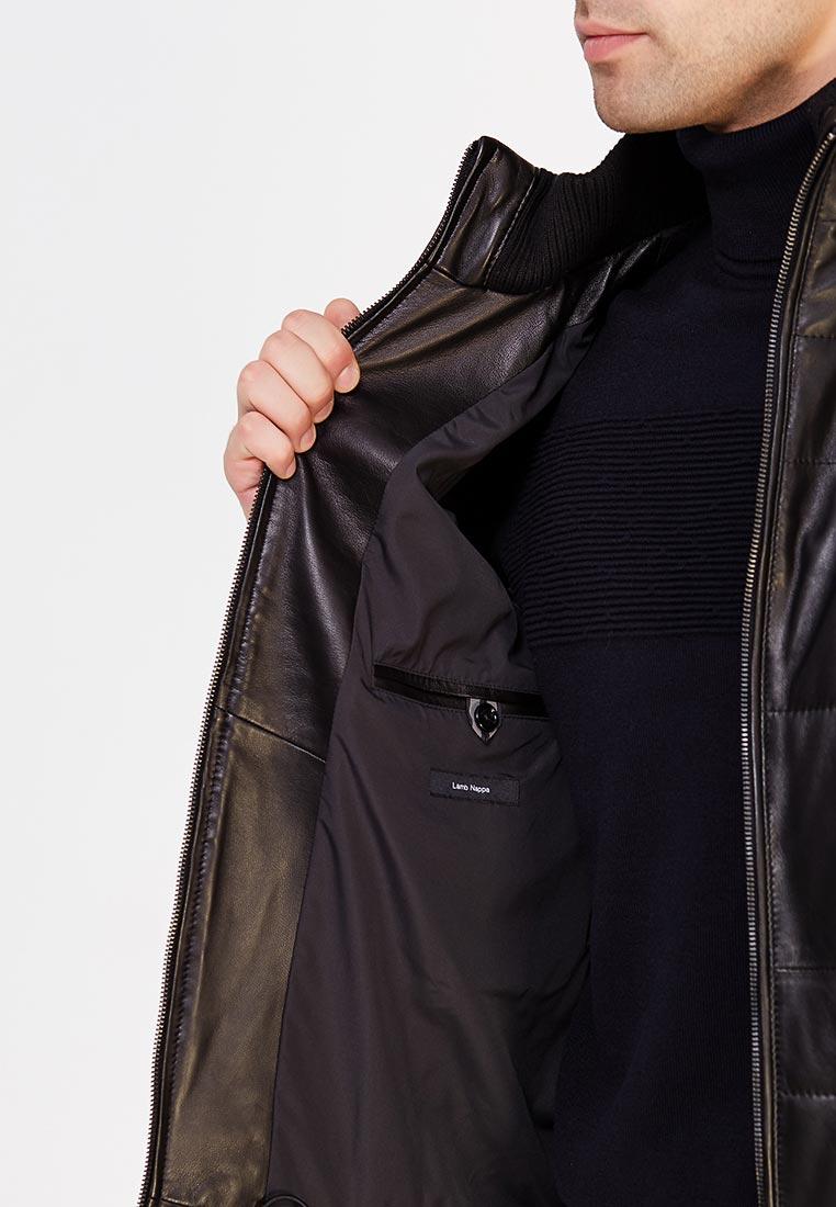 Кожаная куртка Boss Hugo Boss 50374237: изображение 5