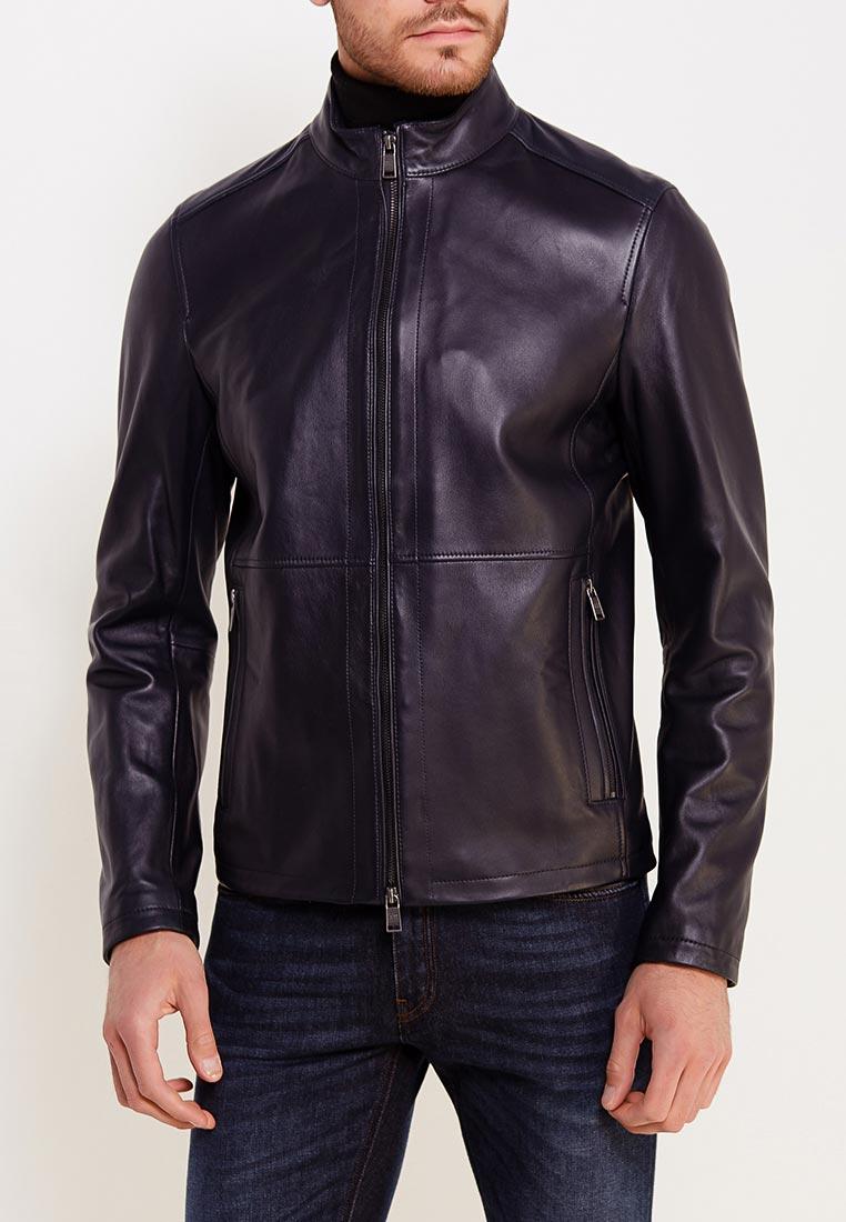 Кожаная куртка Boss Hugo Boss 50374185: изображение 3