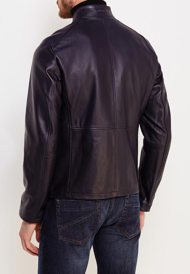 Кожаная куртка Boss Hugo Boss 50374185: изображение 4