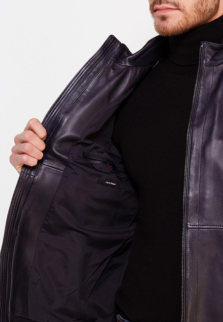 Кожаная куртка Boss Hugo Boss 50374185: изображение 5