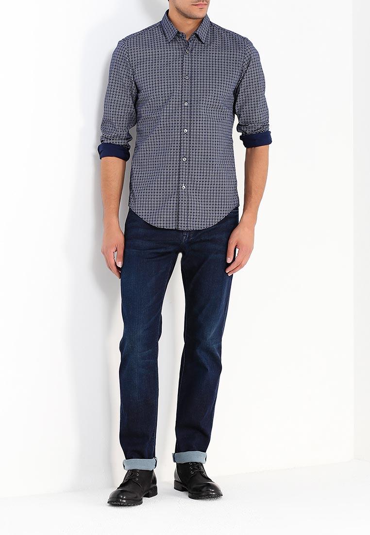 Рубашка с длинным рукавом Boss Hugo Boss 50372930: изображение 2