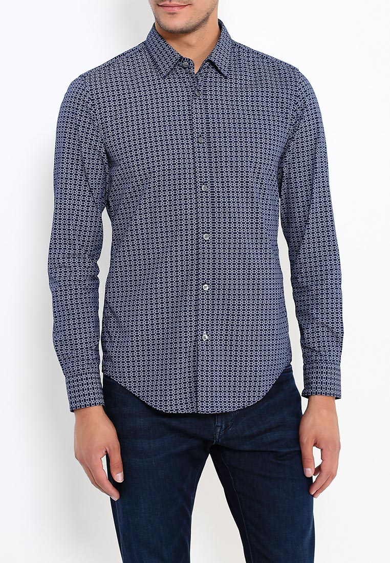 Рубашка с длинным рукавом Boss Hugo Boss 50372930: изображение 3