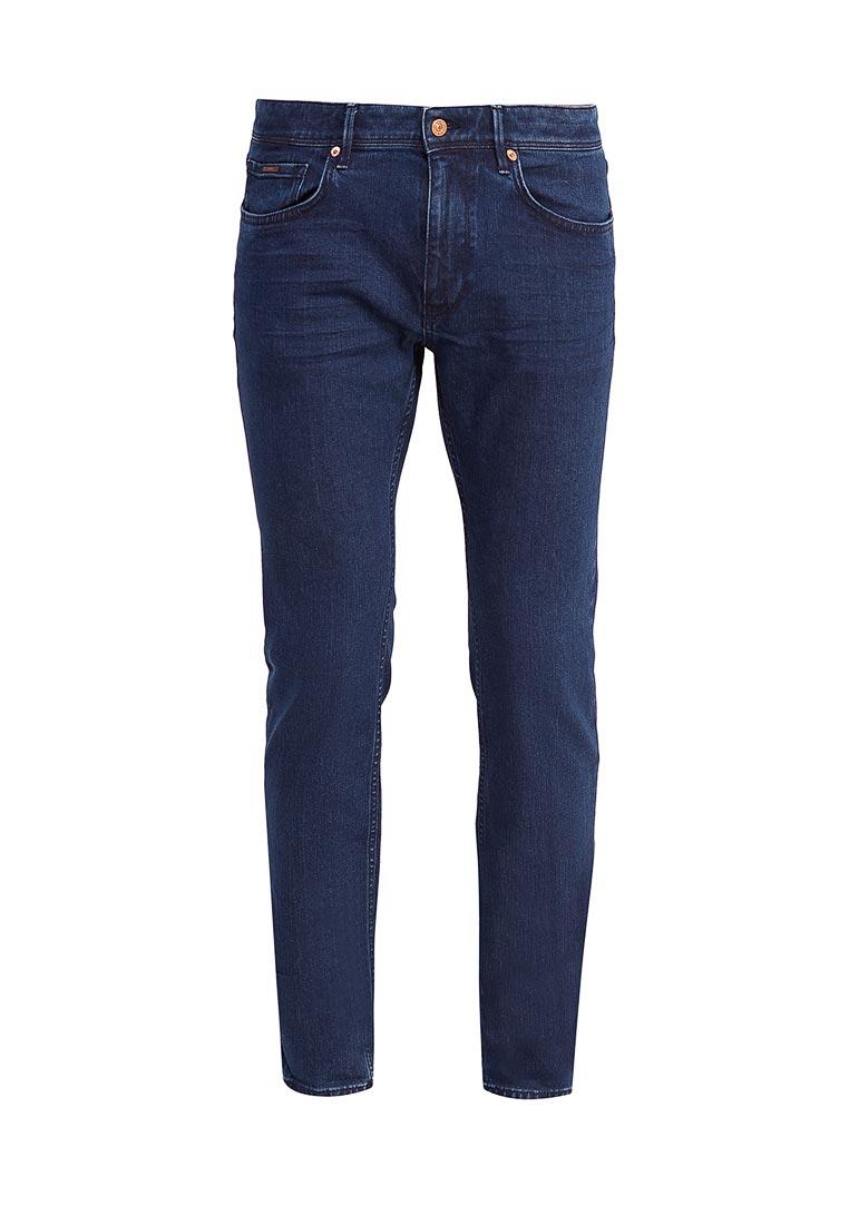 Зауженные джинсы Boss Hugo Boss 50374682