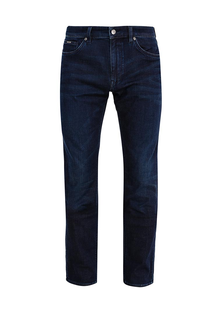 Мужские прямые джинсы Boss Hugo Boss 50374675