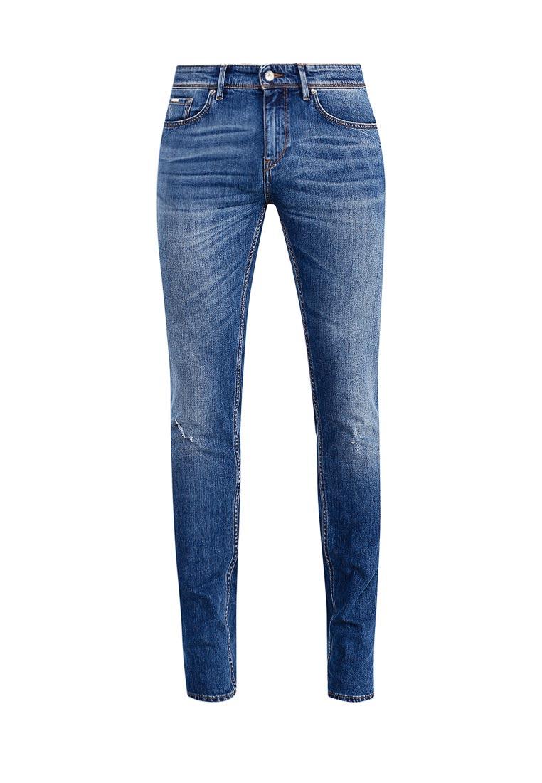 Зауженные джинсы Boss Hugo Boss 50332028