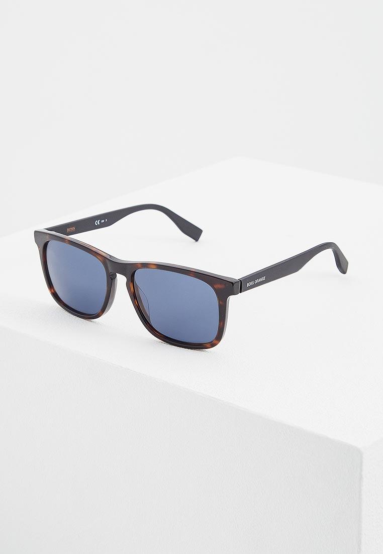 Мужские солнцезащитные очки Boss Orange BO 0317/S