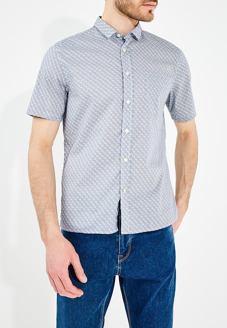 Рубашка с коротким рукавом Boss Hugo Boss 50382146