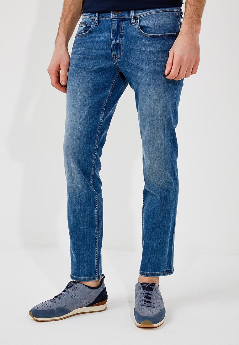 Зауженные джинсы Boss Hugo Boss 50381955