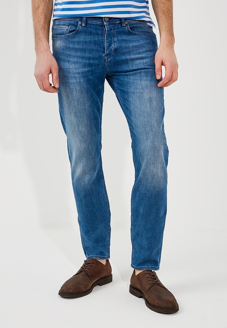 Зауженные джинсы Boss Hugo Boss 50382020