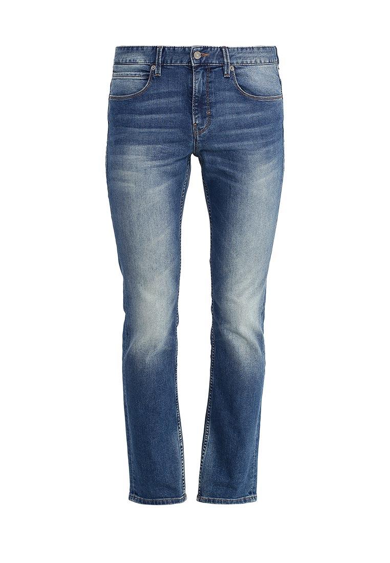 Зауженные джинсы Boss Orange 50302779