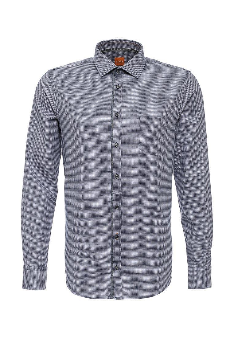 Рубашка с длинным рукавом Boss Orange 50321894: изображение 7