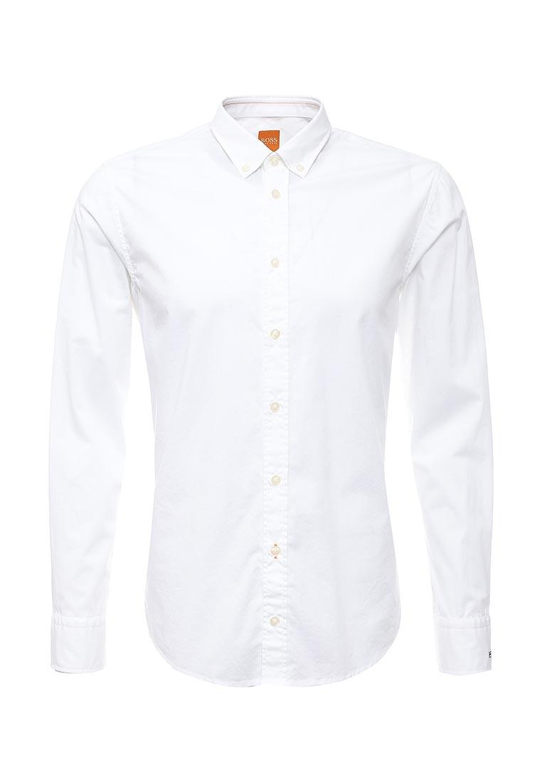 Рубашка с длинным рукавом Boss Orange 50320347: изображение 1