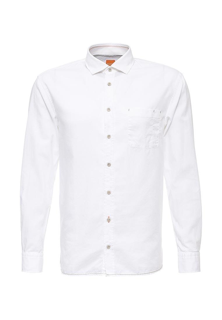 Рубашка с длинным рукавом Boss Orange 50320948: изображение 1