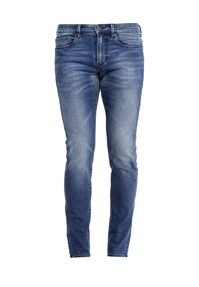 Зауженные джинсы Boss Orange 50320377: изображение 1